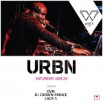 White Weekend @ White Dubai on January 22, 23, 24 2015