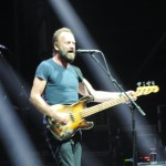Sting @ Dubai Media City Amphitheatre on Feb 26 2015