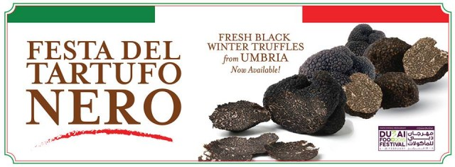Winter Black Truffle Season @ EATALY: a real treasure in the world of fine food