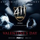 Valentine & Anti-Valentine's Parties in Dubai: Feb 14 2015