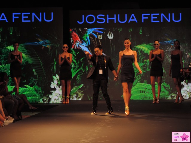 Interview with Joshua Fenu, an International Fashion Designer