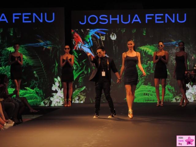Interview with Joshua Fenu, an International Fashion Designer
