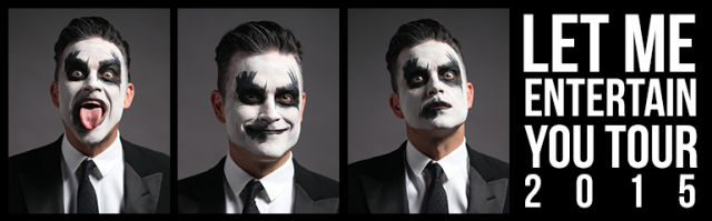 Robbie Williams @ Du Arena, Abu Dhabi on Saturday April 25 2015