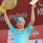 Andrea Guardini is the winner of The ADNOC Stage