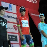 Esteban Chaves is the winner of the Abu Dhabi Tour 2015
