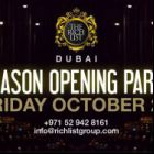 Weekend events in Dubai nightlife: Oct 1, 2 2015