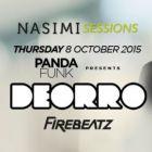 Weekend events in Dubai nightlife: October 8, 9 2015
