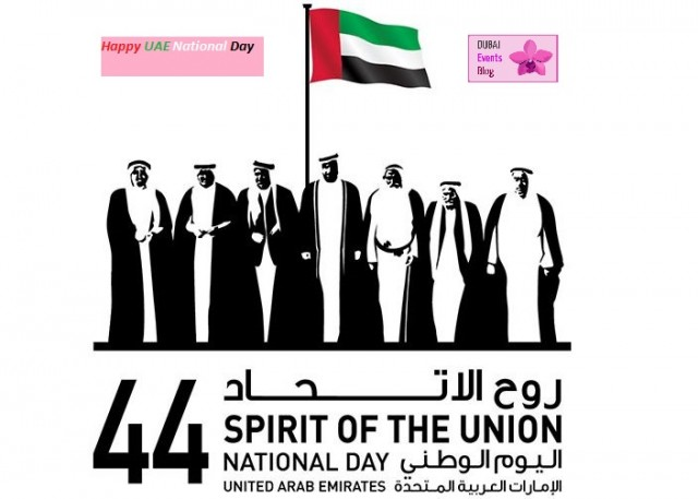 UAE National Day Celebration: 44th Anniversary, Spirit of the Union