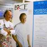 Michelin Star Chef Moreno Cedroni @ Bice Mare Souk Al Bahar