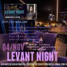 Weekly Events in Dubai nightlife: Nov 4th 2015