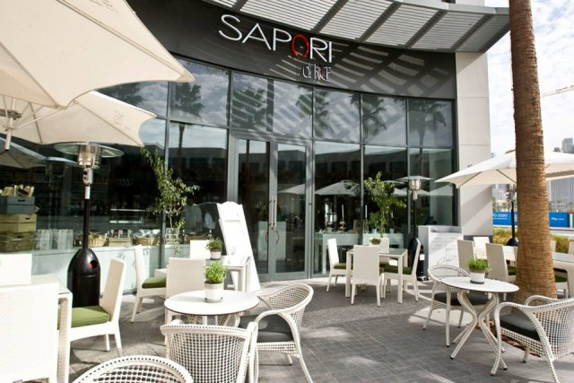 Festive Season Menu' @ Sapori di BiCE - City Walk
