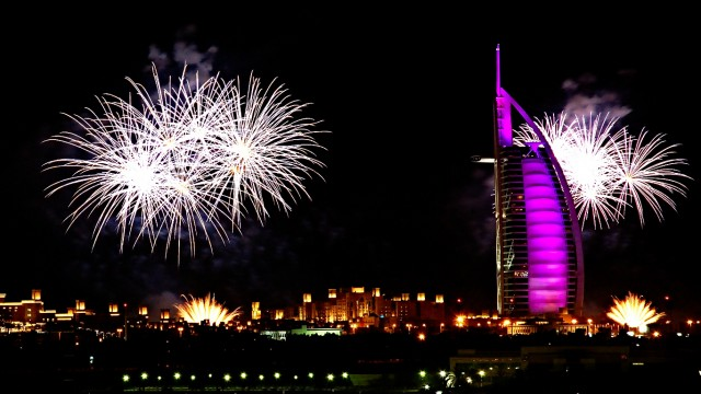 What & Where???? New Year's Eve Celebration in Dubai on 31st December 2015