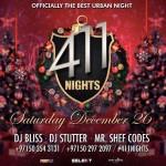 Saturday Events in Dubai nightlife: Dec 26th 2015