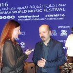 Intervista a Stefano Di Battista @ Sharjiah World Music Festival