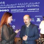 Intervista a Stefano Di Battista @ Sharjiah World Music Festival