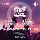 Weekend Events in Dubai Nightlife: January 28, 29 2016