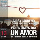 Brunch, Music & Love with Dubai Events: February 13th 2016