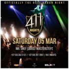 Dubai Nightlife: Saturday March 5 2016