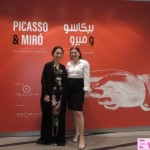 Picasso & Miro' Exhibition @ The Annex, Burj Khalifa March 7th-May 17th 2016