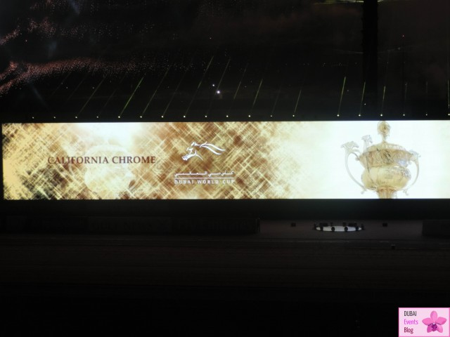 California Chrome wins Meydan's Dubai World Cup 2016