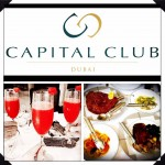 An April shower of Events @ Capital Club Dubai