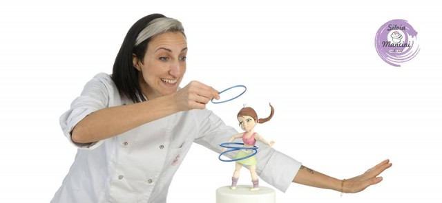 Interview with Silvia Mancini, an Italian Cake designer