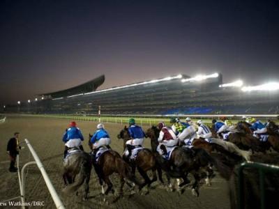 Dubai World Cup 2018 @ Meydan Racecourse on 31st March 2018