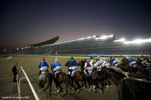 Dubai World Cup 2018 @ Meydan Racecourse on 31st March 2018