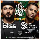 Dubai Nightlife Events: Sunday & Monday April 10,11 2016
