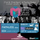 Dubai Nightlife Weekend: Apr 21, 22 2016