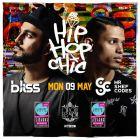 Dubai Nightlife Events: Sunday & Monday 8, 9 2016