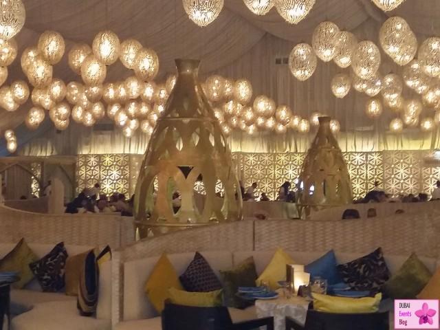 Iftar & Suhoor in Dubai: the best selection of Ramadan Tent 2019