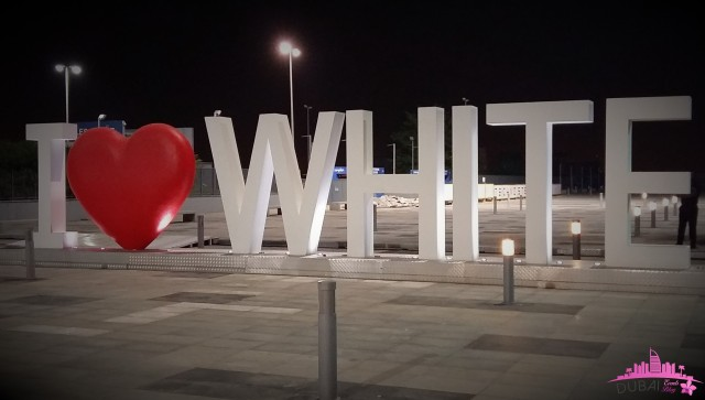 THE TIME HAS COME: WHITE Dubai Launches 2016-17 Season