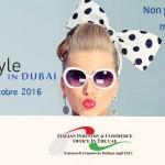 HH Sheikh Hasher Maktoum bin Juma Al Maktoum inaugurated the Italian Lifestyle Dubai Exhibition @ DWTC on 26th October 2016