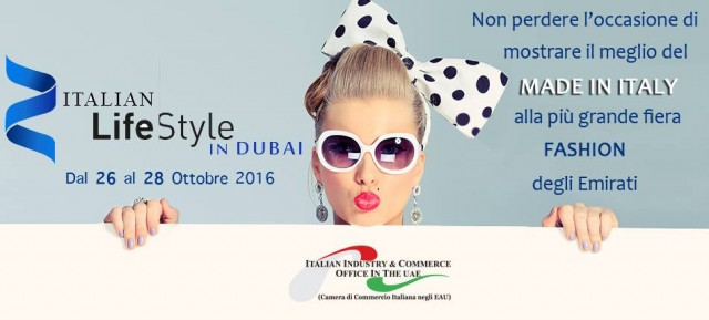 Press Conference Italian Life Style in Dubai Exhibition on 24th Oct @ Cipriani Dubai
