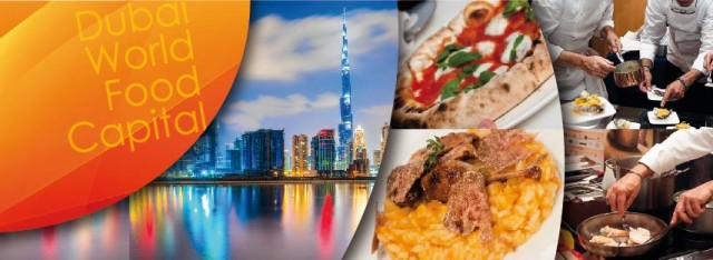 Italian Cuisine World Summit Events Calendar from 7th to 17th November 2016