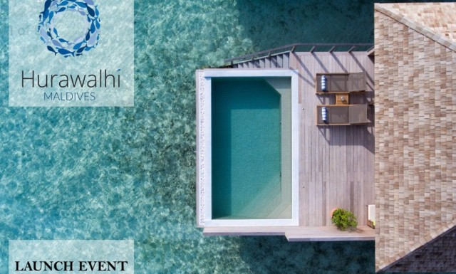 Hurawalhi Maldives Island Resort Launch Event @ Cove Beach on 29th Nov 2016