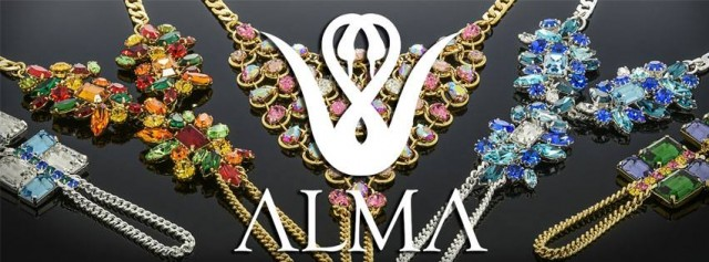 Alma Creative Luxury: Feet Jewels Made in Italy available in UAE
