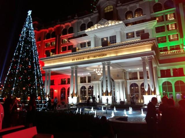 Festive Season 2017: Christmas Market in Dubai