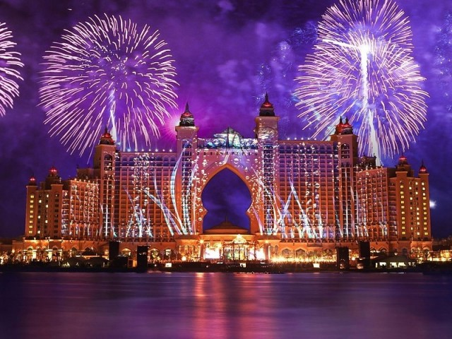 What & Where???? New Year's Eve Celebration in Dubai on 31st December 2016