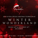 Christmas Parties in Dubai nightlife: 23th, 24th, 25th December 2016
