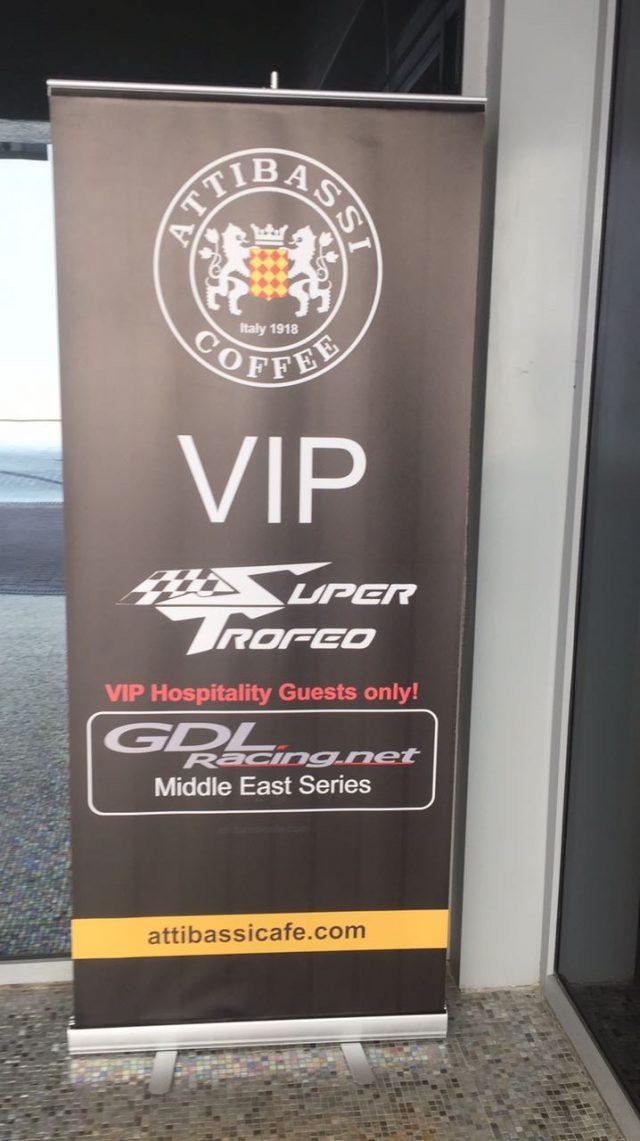 2nd Round of Lamborghini Super Trofeo @ Dubai Autodrome on 16-18th Feb 2017