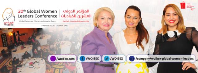 20th Global Women Leader Conference - March 7 & 8 @ Burj Al Arab Hotel