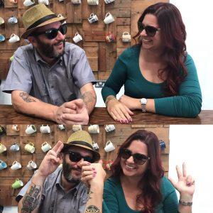 Tony Cuboliquido & Samira Cooper