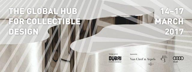 Design Days Dubai @ D3 from 14-17 March 2017
