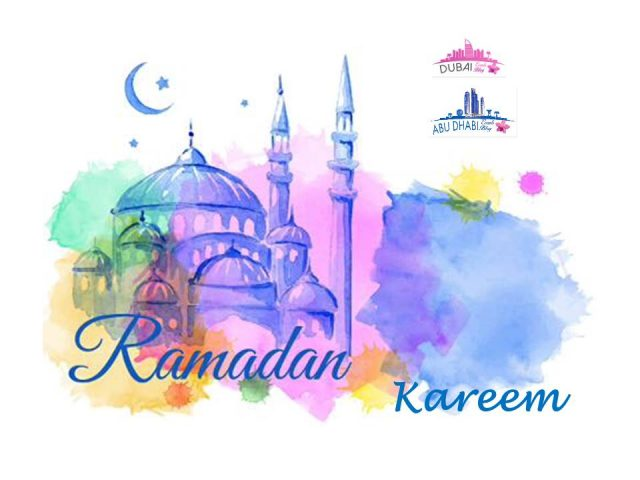 Ramadan in Dubai: May 27th - June 25th 2017