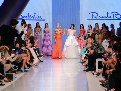 Renato Balestra Ospite d'Onore all'Arab Fashion Week 2017