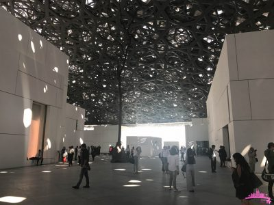 Louvre Abu Dhabi Opening Weekend: from 11th to 14th November 2017