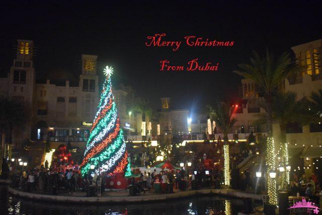 Christmas Parties in Dubai nightlife: 24th, 25th December 2017
