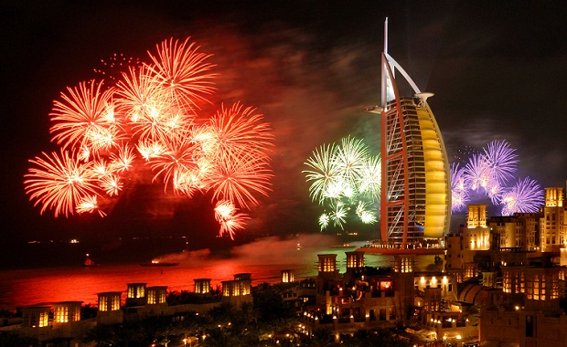 NYE Celebration 2018 in Dubai: our best selection